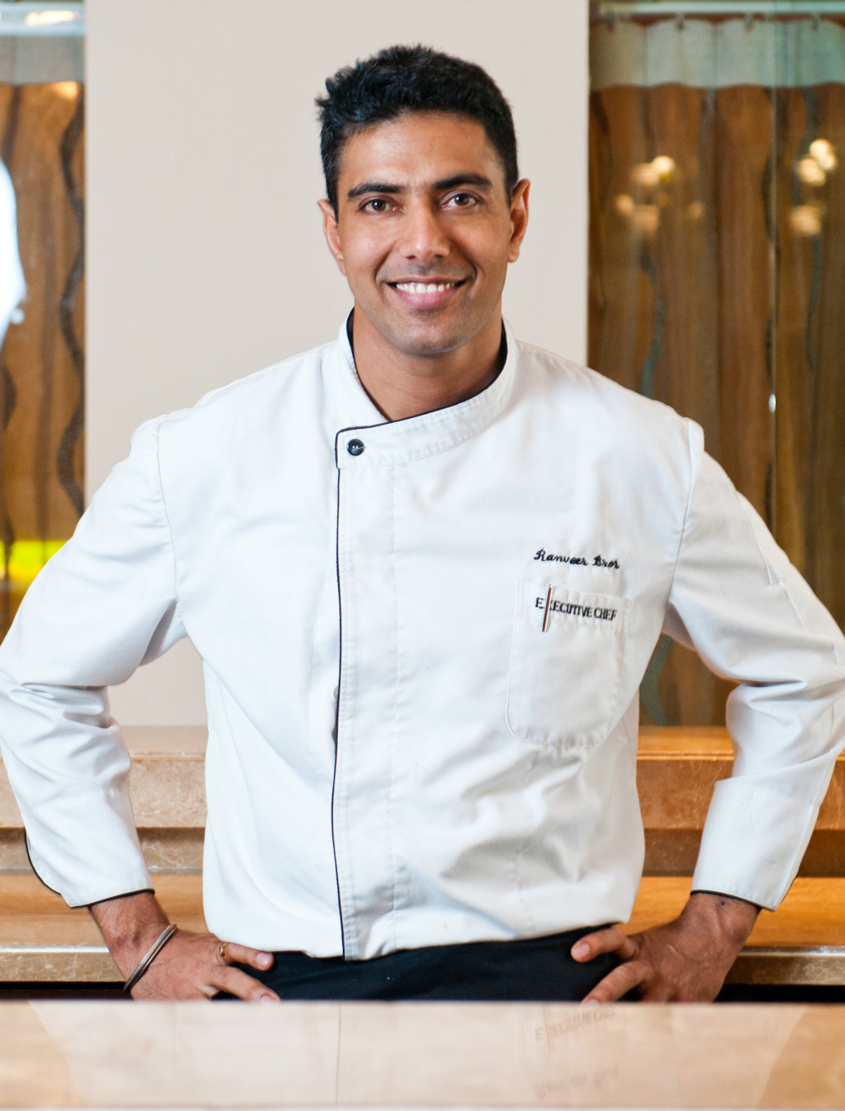 Ranveer Brar has a new show called Secrets Behind Food on Sony BBC Earth.