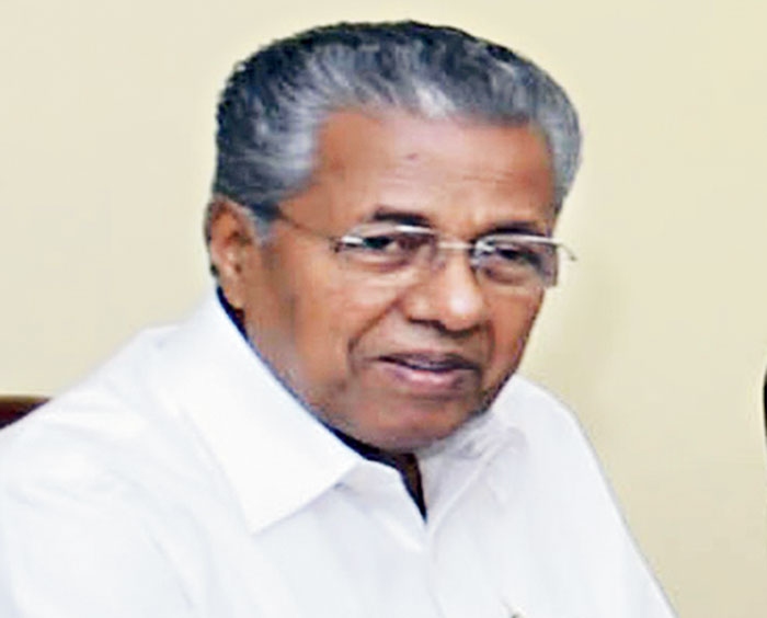 Chief minister Pinarayi Vijayan (in picture) has with Bengal's Mamata Banerjee and Punjab's Amarinder Singh declared that his government will not enforce the new citizenship law.