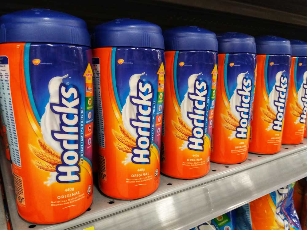Horlicks has a volume share of close to 50 per cent in the health food drink market.