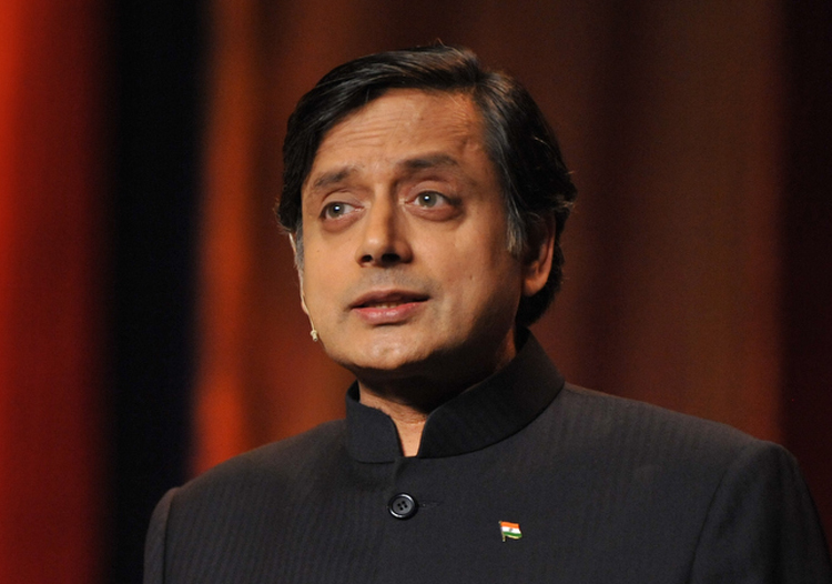 Congress party leader and MP Shashi Tharoor was among the politicians who endorsed a petition urging the central government to vote in favour of LGBT rights at the United Nations Human Rights Council