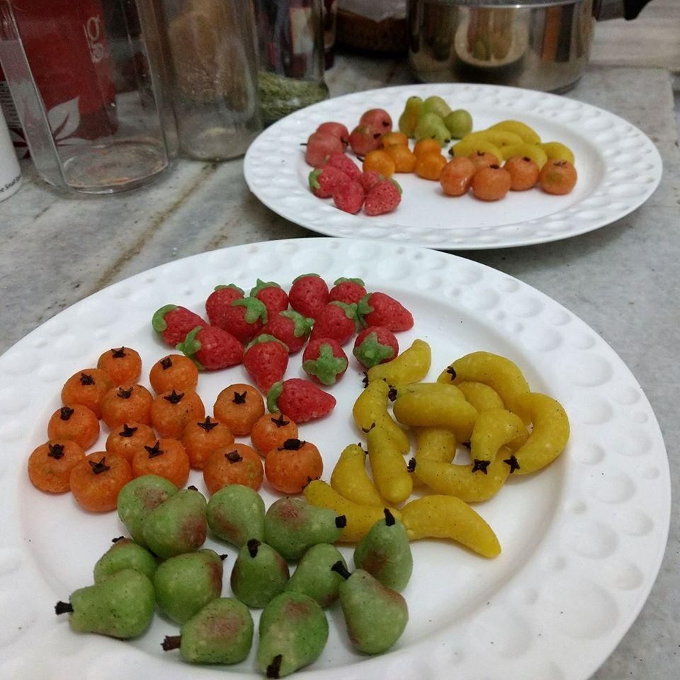 Recipe: Marzipan for the festive season