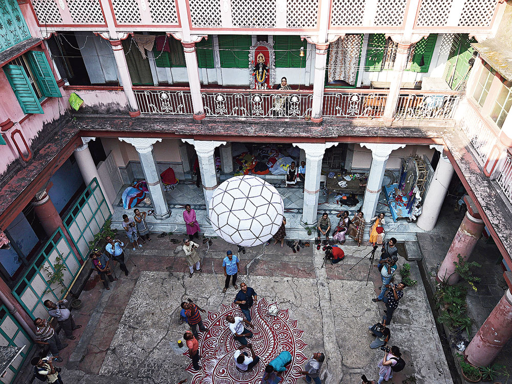 Heritage feritage: Calcutta wakes up to its own beauty