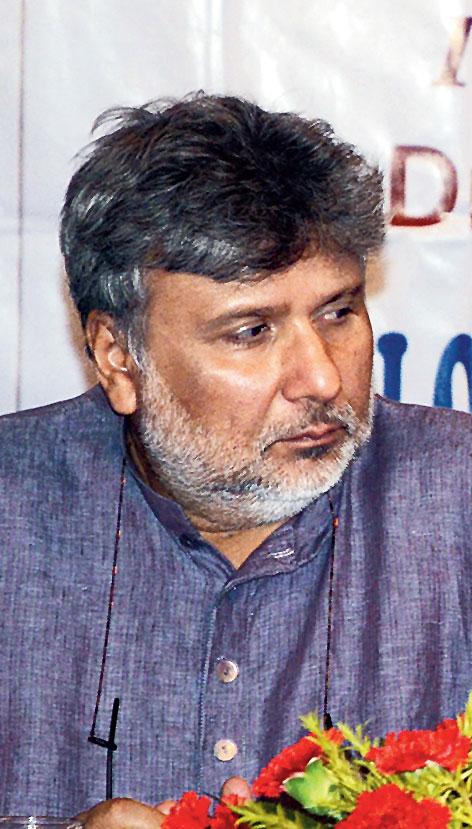 Shishir Bajoria- BJP leader