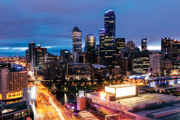 Home to AC/DC, the Australian Open and the majestic Melbourne Cricket Ground, Melbourne had me at get go