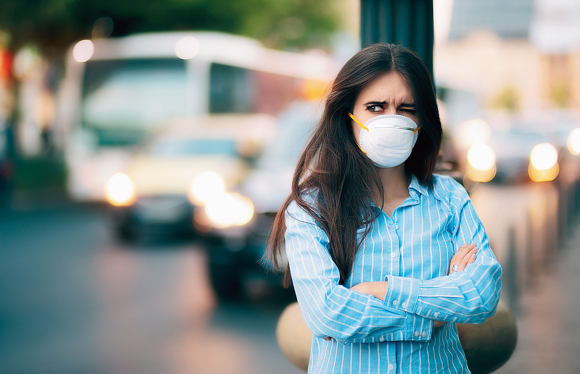 Pollution can cause dementia, asthma, strokes and fertility issues