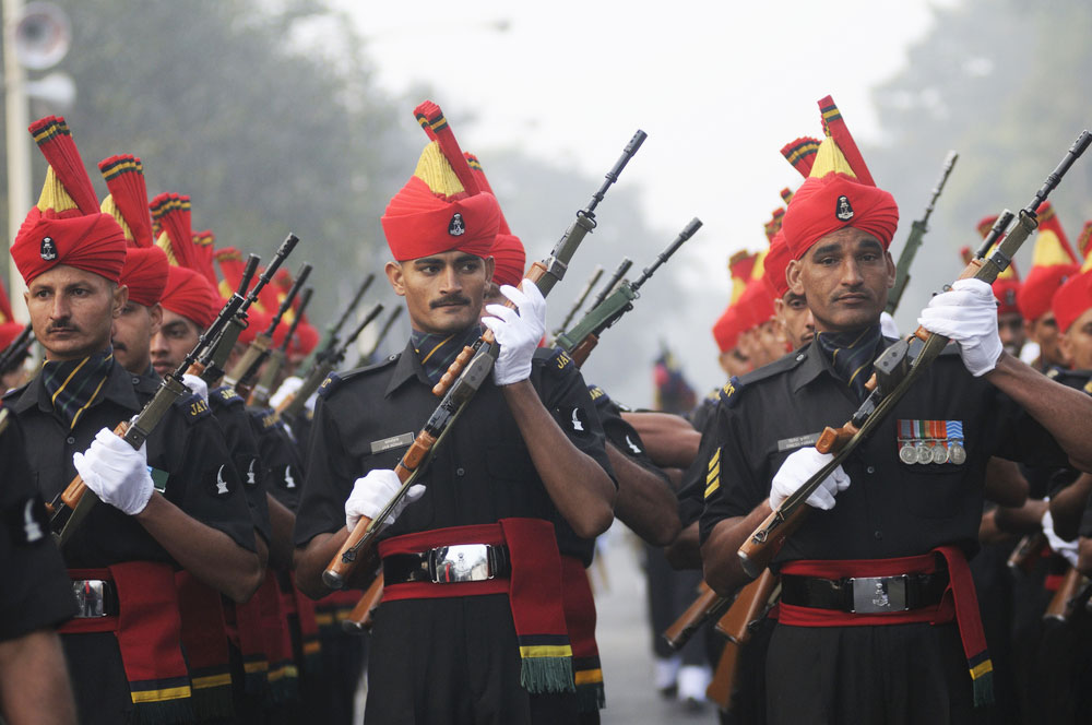 Aligning India's defence and foreign policies