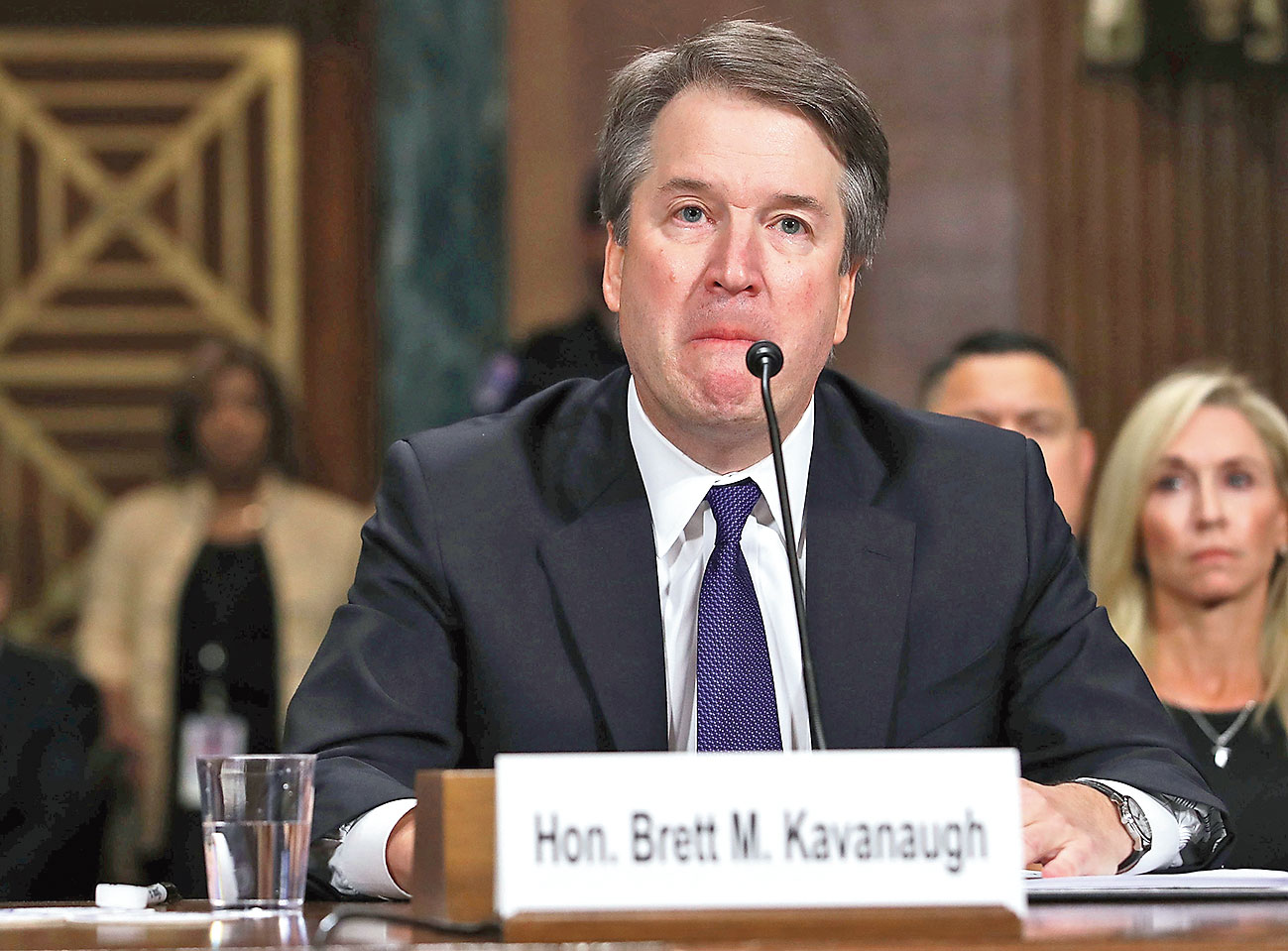 Kavanaugh: When guilty elites are presumed innocent