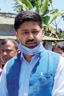 AASU secretary Lurinjyoti Gogoi