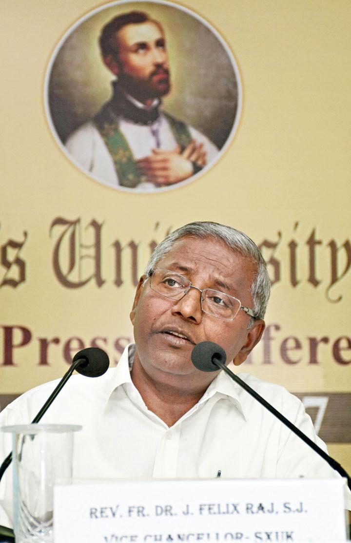 Fr. John Felix Raj, S.J.