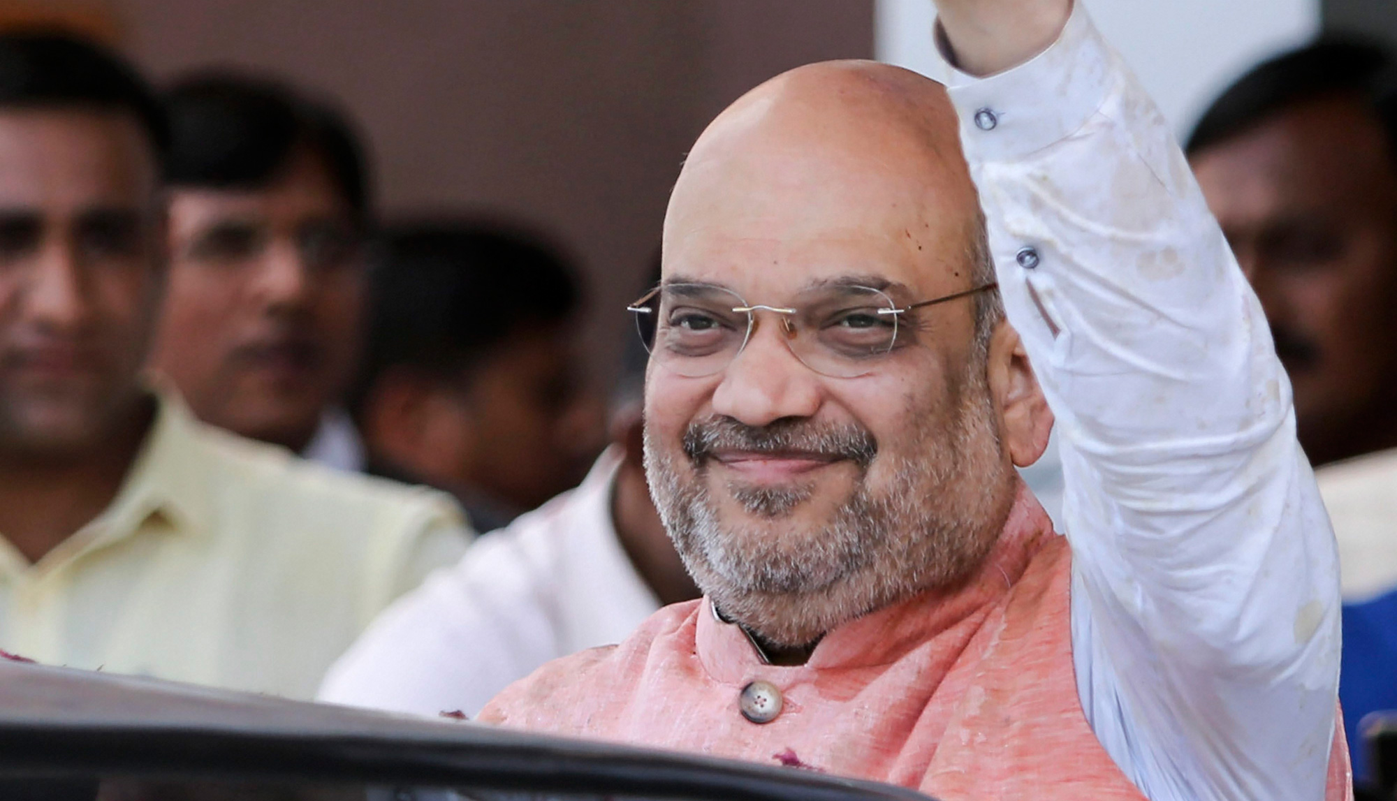 BJP national president Amit Shah had told an election campaign meeting in Alipurduar on Friday that the NRC exercise would be carried out in Bengal if the party came to power.
