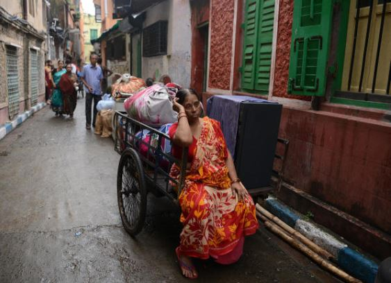 Post office rule relaxed for displaced Bowbazar residents