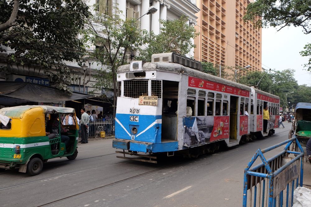 Could trams save Calcutta?