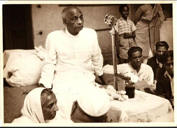 India's first home minister, Vallabhbhai Patel.