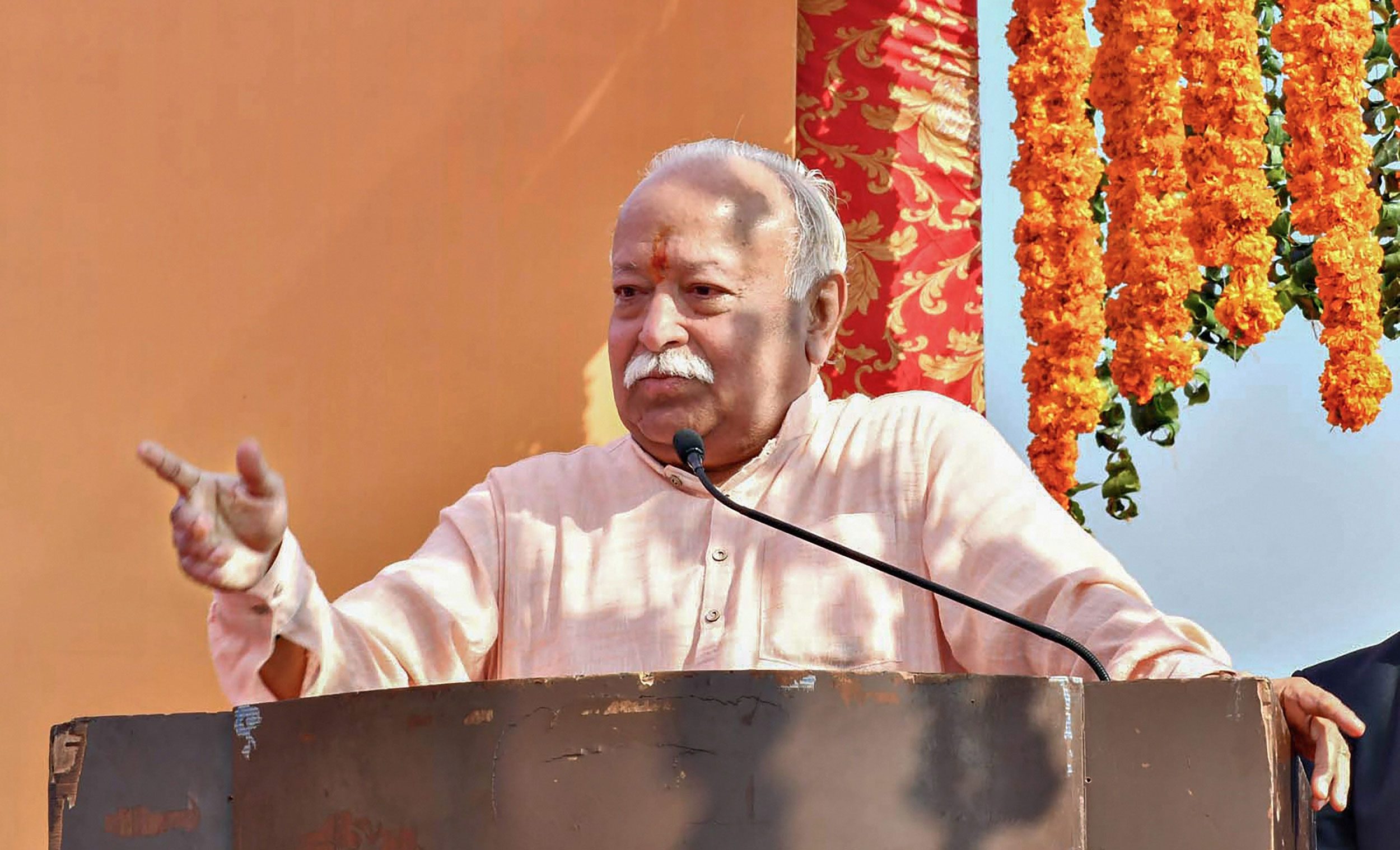 The National Council of Churches in India has termed the reference to the Bible by RSS chief Mohan Bhagwat with regard to mob lynching as