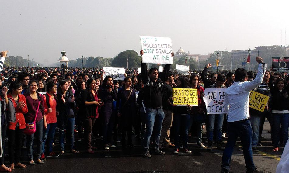 Citizenship (Amendment) Act protest in Delhi
