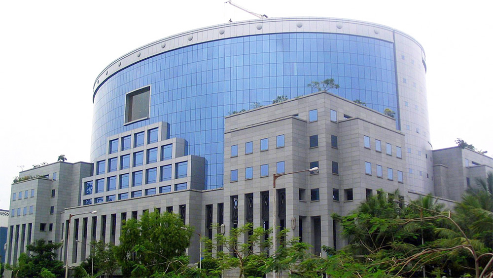 The Infrastructure Leasing & Financial Services (IL&FS) headquarters in Mumbai.