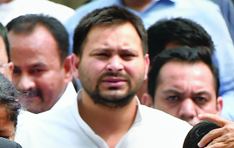 Tejashwi says 'all is well'