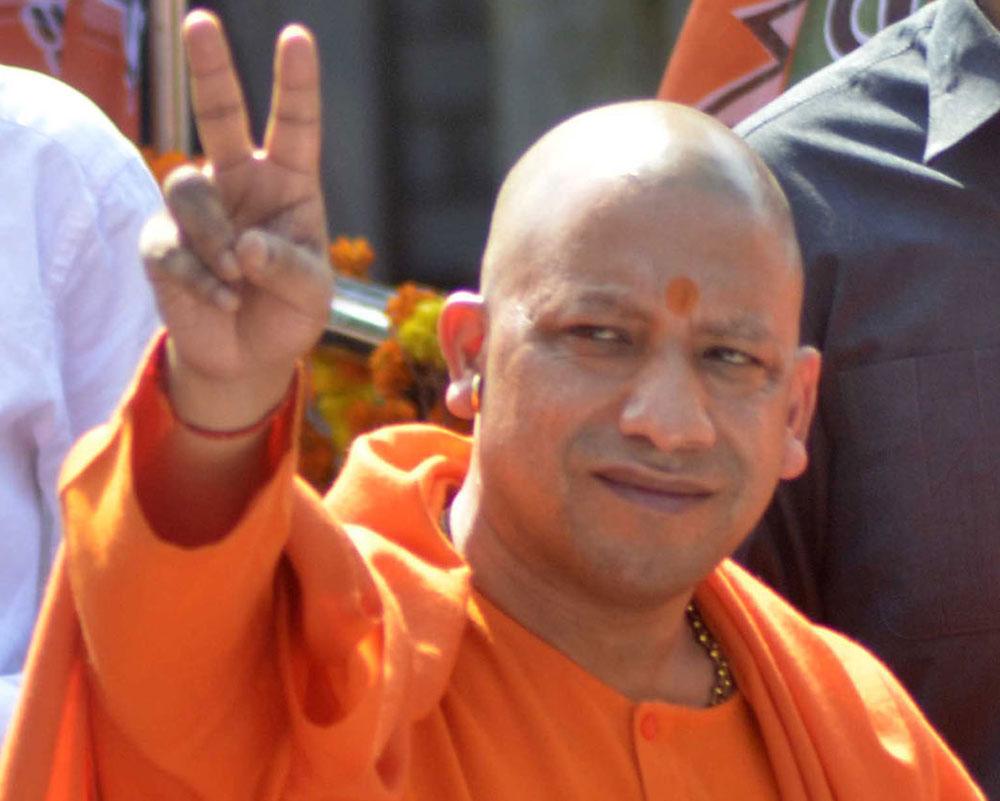 Yogi grants crores for cows