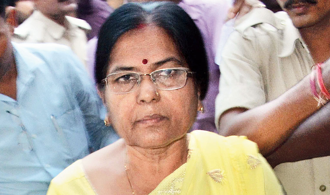 JDU suspends former minister Manju Verma
