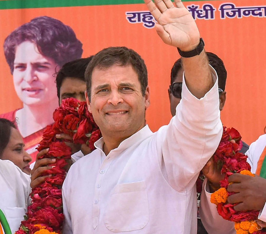 Rahul's 'chor' overdrive to fight canard