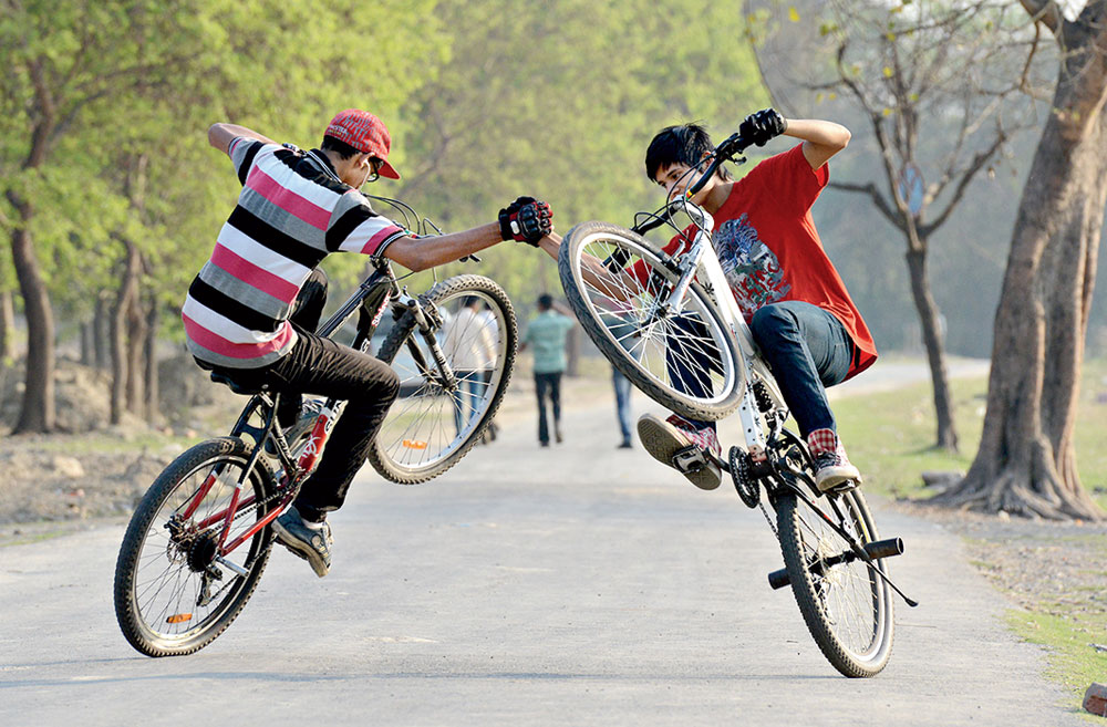 Wheelpower: Consumers choose bikes to suit their riding rhythm