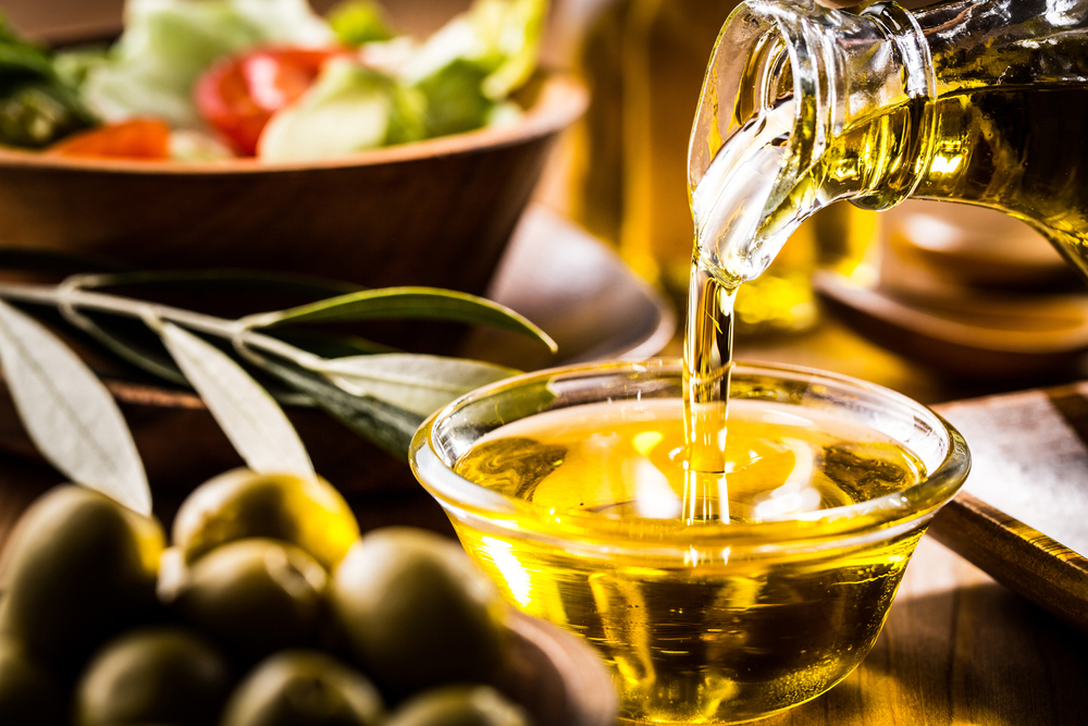 A commodity included under the legislation is edible oils