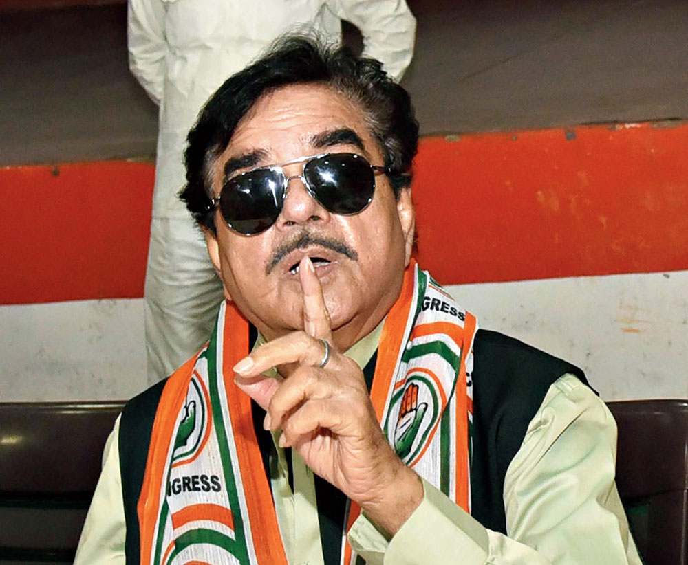How Shatrugan Sinha might respond to his critics