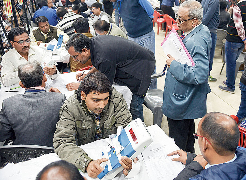 Why counting of votes took so long this time