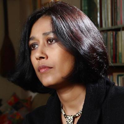"""""""Delhi aap govt is shameless d team of bjp,"""" sociologist Nandini Sundar tweeted."""
