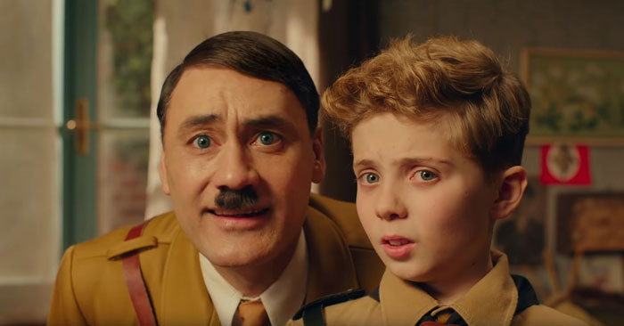 Jojo Rabbit: A coming-of-age parable that takes regular potshots at the inhuman absurdities of Nazi ideology while never once feeling the urge to pontificate or to make a big statement