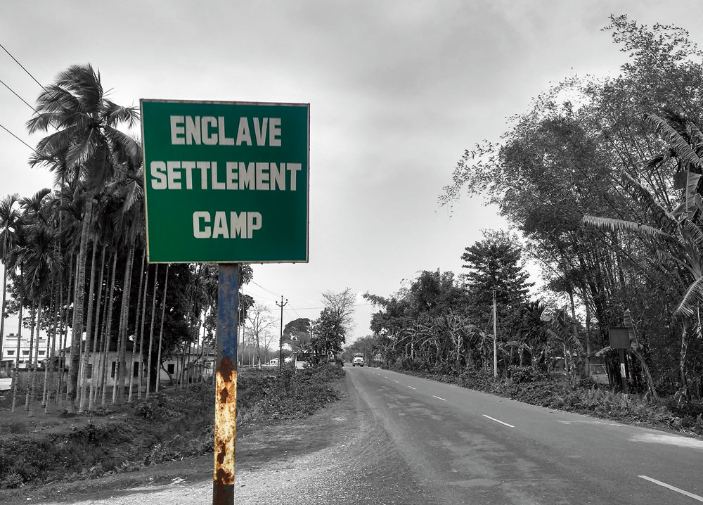 Bleak house: The road to Tinbigha Corridor