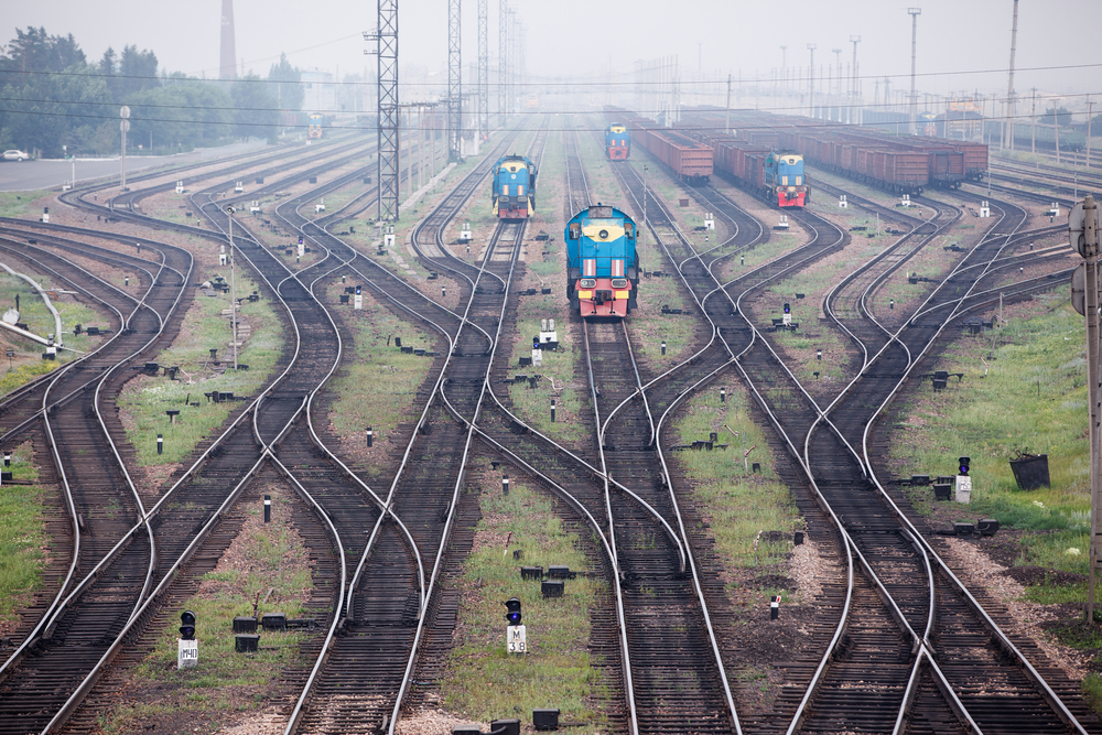 Railway sources revealed that the system is primarily used for knowing train movement data including arrival, departure and run-through timings at the stations en route.