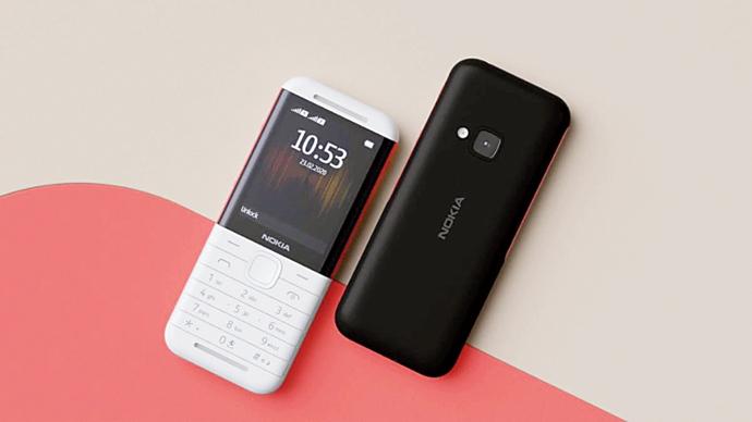 The very popular Nokia 5310