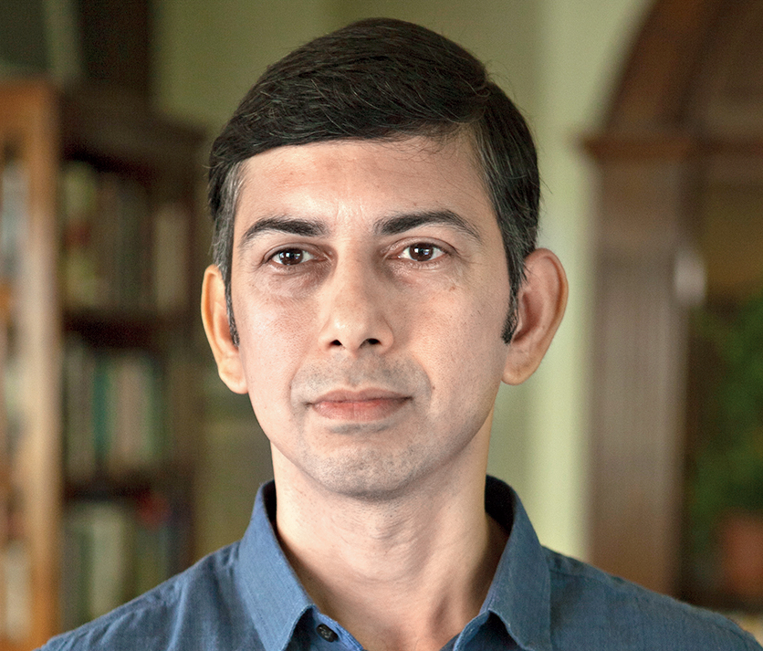 Udayan Mukherjee's debut novel explores the dark side of family dynamics