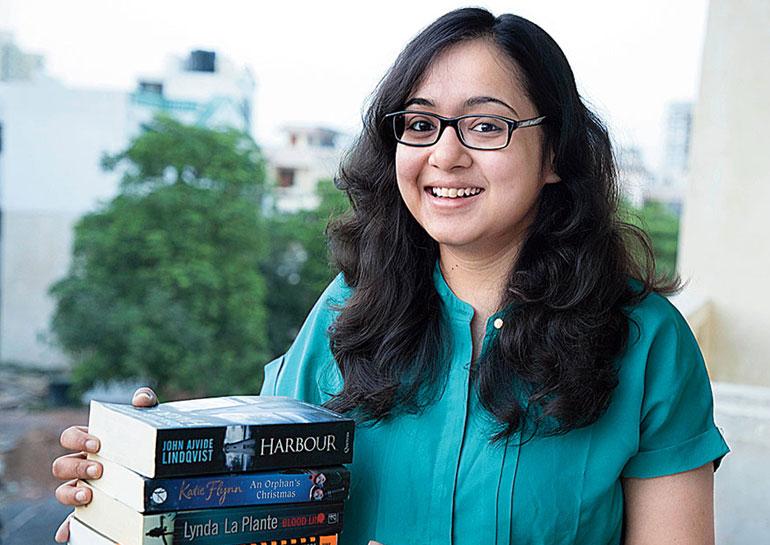 An entrepreneurial spark led to Book Thela