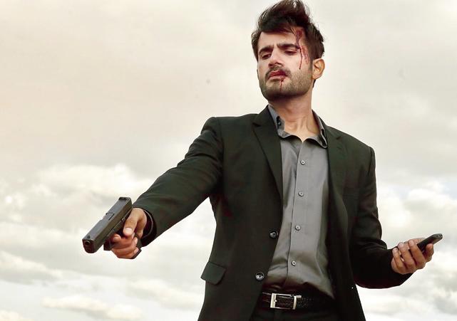 Karan Tacker as Farooq Ali in Special Ops, streaming on Disney+Hotstar