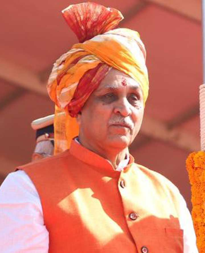 Chief minister Vijay Rupani (in picture) and Union minister of state for highways Mansukh Mandaviya separately announced the decision on Thursday, within hours of a march by 5,000 villagers from Navsari and Vansda, south Gujarat.