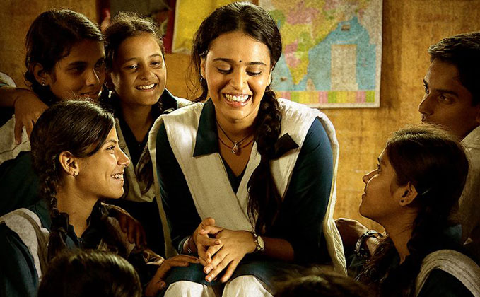 The Swara Bhaskar-starrer Nil Battey Sannata, in which a single mother, working as an ayah, joins the same class as her adolescent daughter