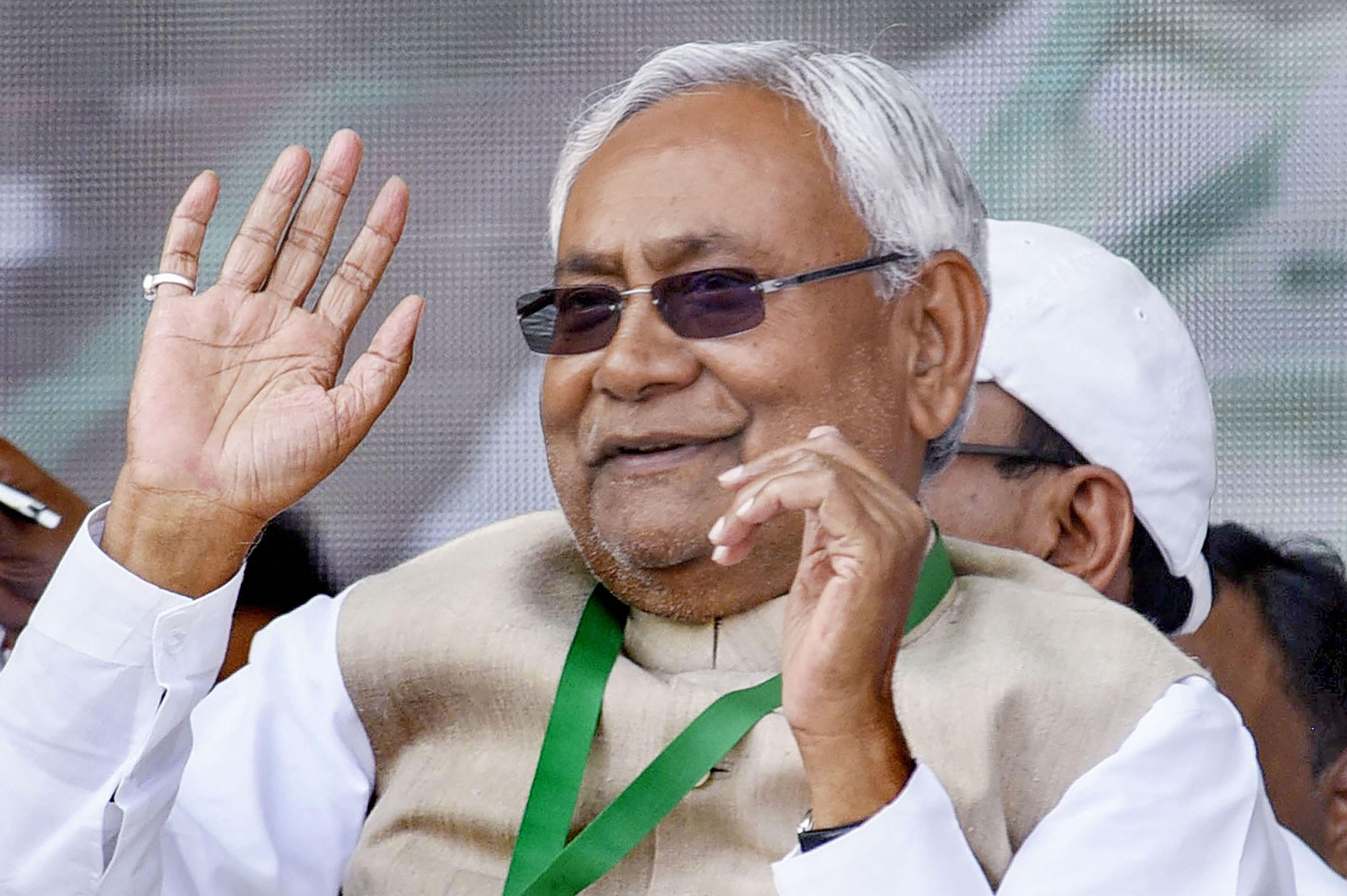 NDA 'united' in Bihar, will win more than 200 seats: Nitish