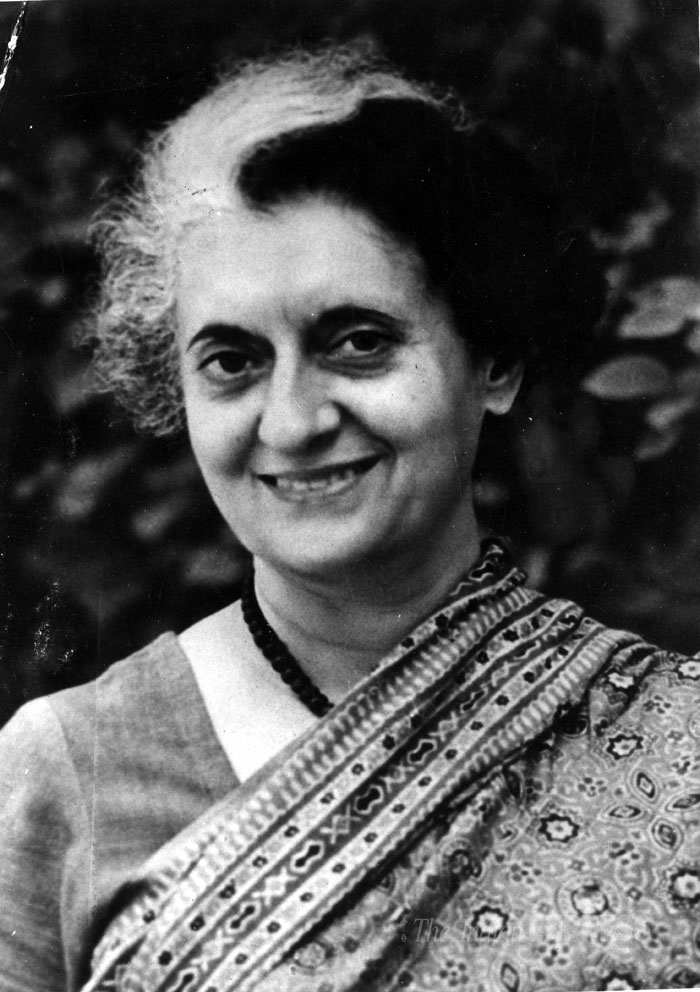 Remembering Indira Gandhi on her 35th death anniversary