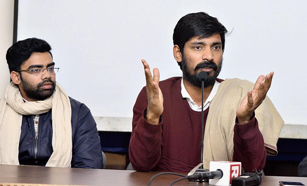 'Media defamed JNU students to divert focus from Vemula death'