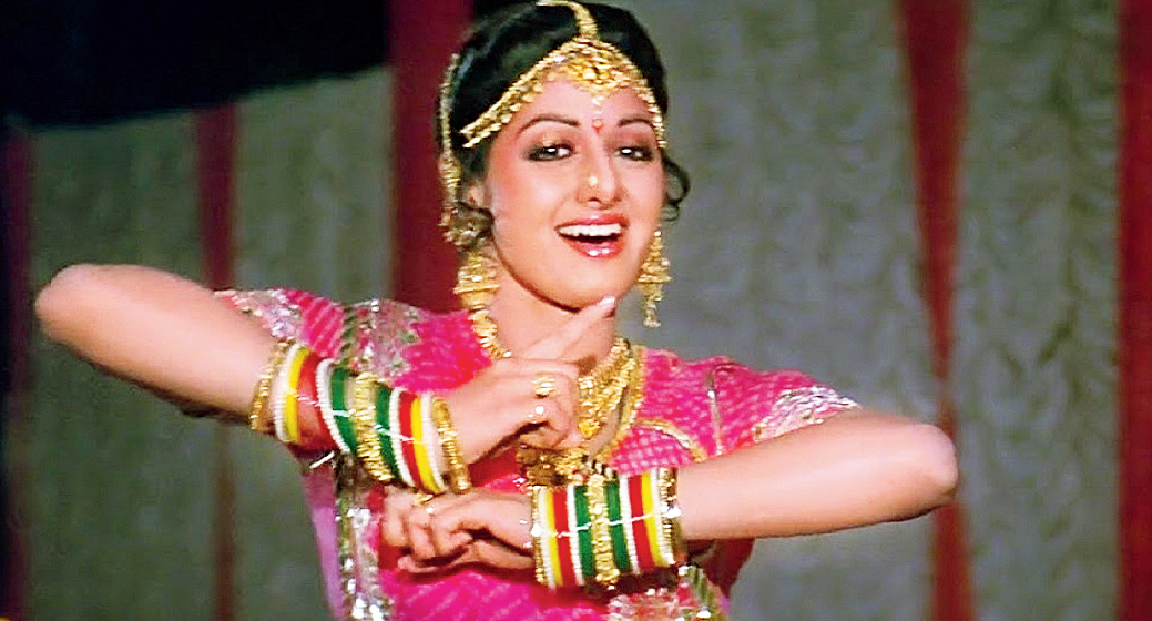 Sridevi as Chandni