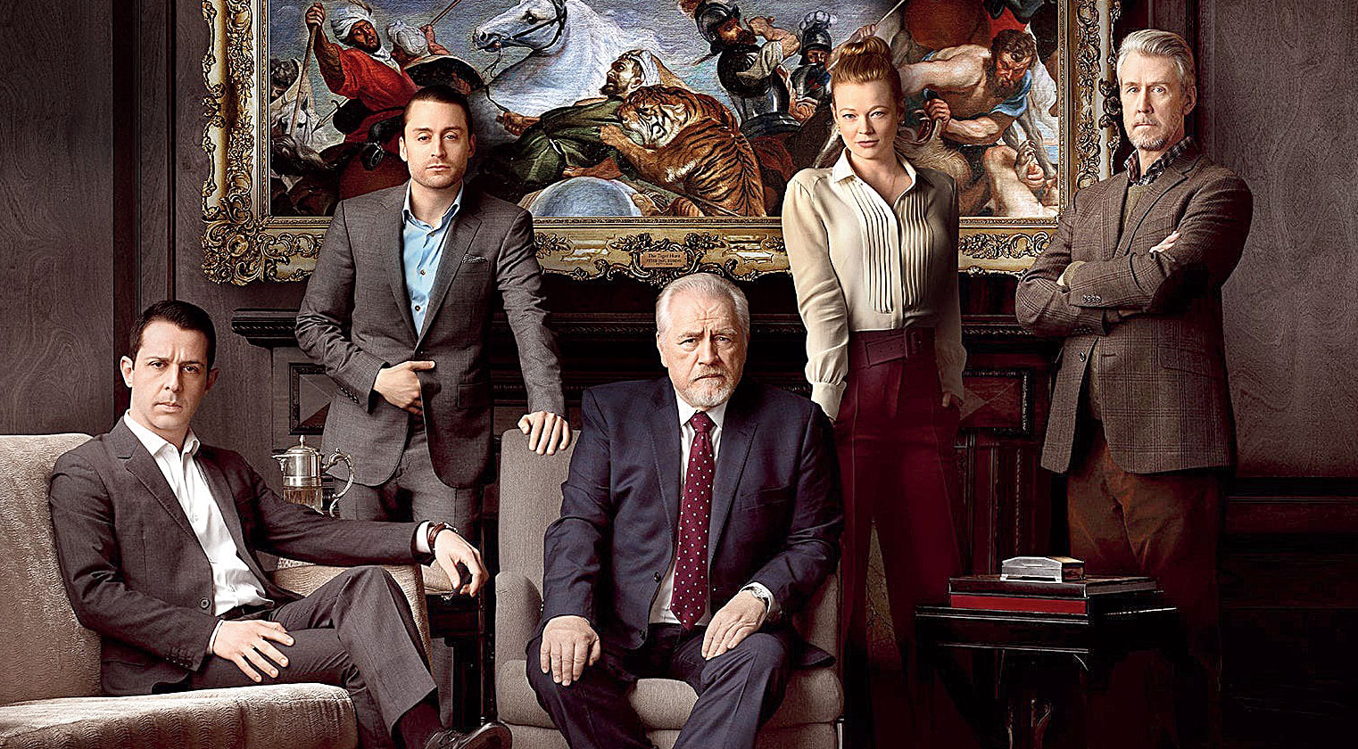 We have always known that the rich do not care beyond their success but Succession provides a backdoor pass to their inner machinations and makes for a riveting watch