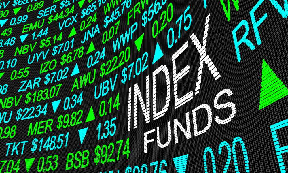 Index funds provide a whole level of simplicity to the process of deciding funds to buy for long-term investing