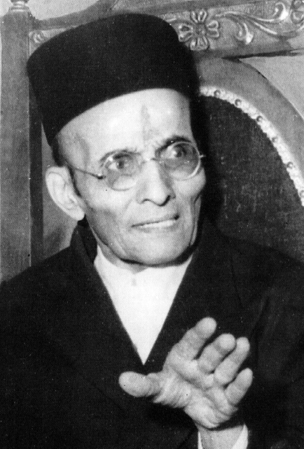 Savarkar wasn't really setting out to create a Hindu nation. India was, he asserted, a Hindu nation in an organic sense