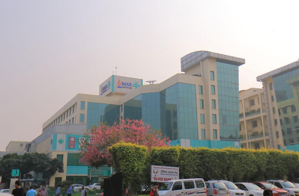 Max Super Speciality Hospital, Saket in New Delhi