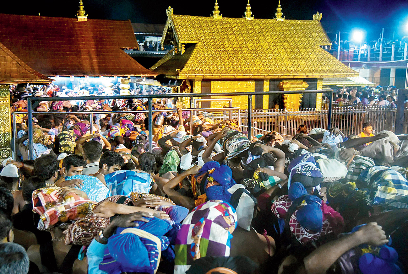 Sabarimala, the judiciary, and public opinion: One size doesn't fit all