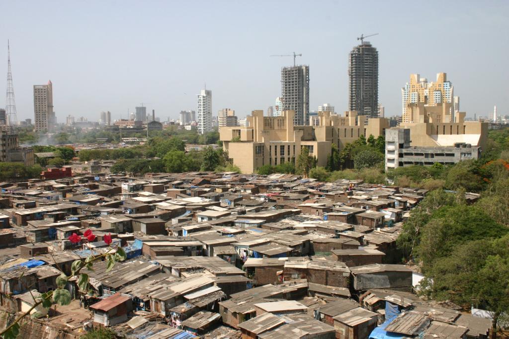 View of Mumbai from Nehru Centre