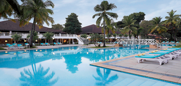 Novotel Goa Dona Sylvia is the kind of place you can spend a considerable amount of time in