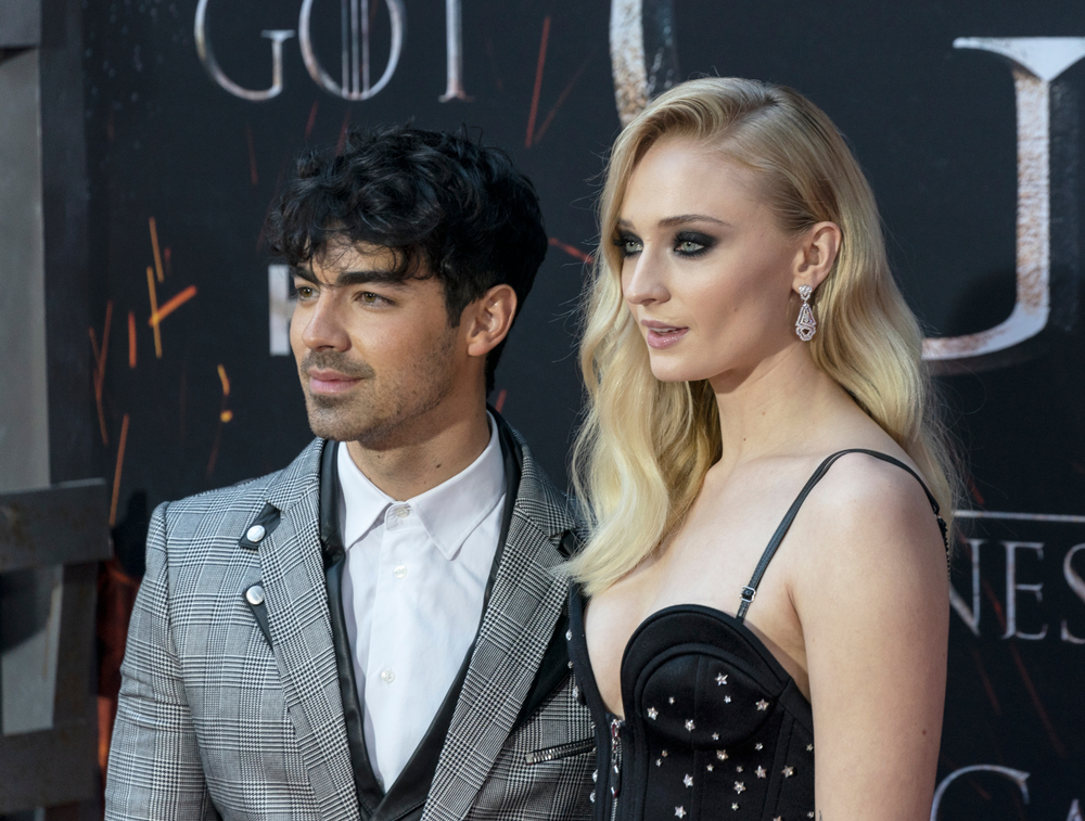 On Cup of Joe Joe Jonas will be joined by his wife Sophie Turner for a travelogue